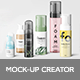 Cosmetic Bottles Mockup Vol.6 - GraphicRiver Item for Sale
