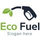 Eco Fuel Logo Template - GraphicRiver Item for Sale
