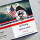Funeral Brochure for Army Military - GraphicRiver Item for Sale