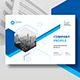 Company Brochure Landscape - GraphicRiver Item for Sale