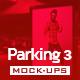 Parking Vol.3 Mock-Ups Pack - GraphicRiver Item for Sale