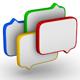 bubble speech - GraphicRiver Item for Sale