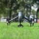 Professional Drone Takes Off and Lands - VideoHive Item for Sale