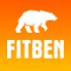 FITBEN | Fitness & Gym PSD Template - ThemeForest Item for Sale