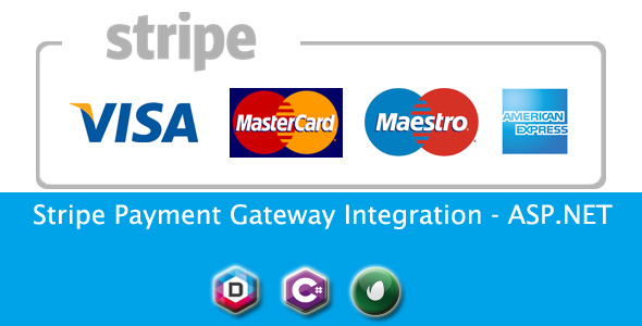 Stripe Payment Gateway Integration - ASP.NET