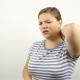 Young Woman with Pain in the Neck Joint - VideoHive Item for Sale