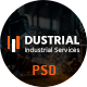 Dustrial - Industrial PSD Template - ThemeForest Item for Sale
