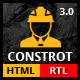 Constrot - Construction - ThemeForest Item for Sale
