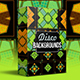 Disco Backgrounds Vol.15 - VideoHive Item for Sale