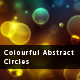 Colourful Abstract Circles - GraphicRiver Item for Sale