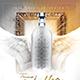 Famous Vodka Flyer - GraphicRiver Item for Sale