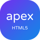 Apex - Multipurpose App Landing Page HTML5 Template - ThemeForest Item for Sale