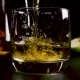 in a Strong Alcoholic Drink in a Glass Pour the Juice - VideoHive Item for Sale