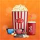 Cinema Set - GraphicRiver Item for Sale