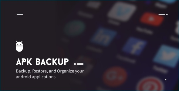 APK Backup 2.2 Download