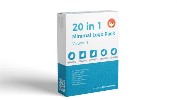 Minimal Logo Pack (20 in 1)