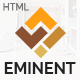 Eminent - Flooring Services HTML Template - ThemeForest Item for Sale