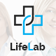 Lifelab - Medical HTML Template - ThemeForest Item for Sale