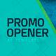 Promo Opener - VideoHive Item for Sale