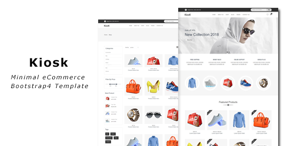 Multipurpose HTML Online Store Templates from ThemeForest (Page 3)