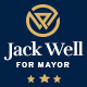 Jack Well | Elections Campaign & Political WordPress Theme - ThemeForest Item for Sale
