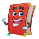 Cartoon Character School Stationery - GraphicRiver Item for Sale
