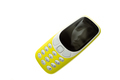 Mobile classic phone with facial reflection in the mask - PhotoDune Item for Sale