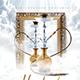 Heavenly Hookah Flyer - GraphicRiver Item for Sale