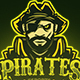Pirates Mascot Esports - GraphicRiver Item for Sale