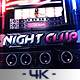 Night Club Party Promo - VideoHive Item for Sale