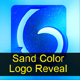 Sand Color Logo Reveal - VideoHive Item for Sale