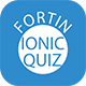 Fortin Quiz Ionic - CodeCanyon Item for Sale