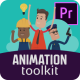 Character Animation Kit - Premiere Pro - VideoHive Item for Sale