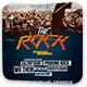 Rock Concert v3 Flyer - GraphicRiver Item for Sale