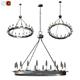 3d Hayden Orb Chandelier - 3DOcean Item for Sale