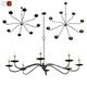 Lucca Chandelier 3d - 3DOcean Item for Sale