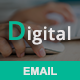 Digital - Responsive Email Template - ThemeForest Item for Sale