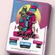 Pop Skate Fest flyer - GraphicRiver Item for Sale