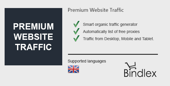 Premium Website Traffic 2.0 | Gain visitors for your website
