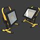 LED Work Light - 3DOcean Item for Sale