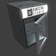Small Fridge - 3DOcean Item for Sale