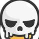 Skull Ice Cream Logo - GraphicRiver Item for Sale