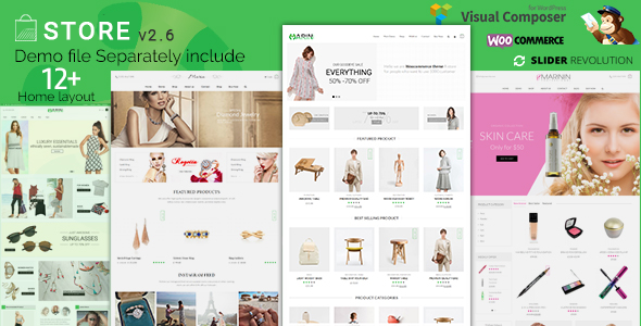 Store - WooCommerce WordPress Theme
