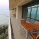 Terrace on the Top Floor of the Hotel with Sea View - VideoHive Item for Sale