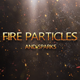 Fire Particles & Sparks - VideoHive Item for Sale