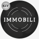Immobili Keynote Presentation - GraphicRiver Item for Sale