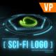 Futuristic Hi Tech Logo Reveal / Intro Logo - VideoHive Item for Sale