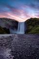 Skogafoss Waterfall, Iceland - PhotoDune Item for Sale