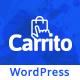 Carrito - WooCommerce WordPress Theme - ThemeForest Item for Sale