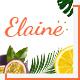 Elaine - Modern Beauty Theme - ThemeForest Item for Sale